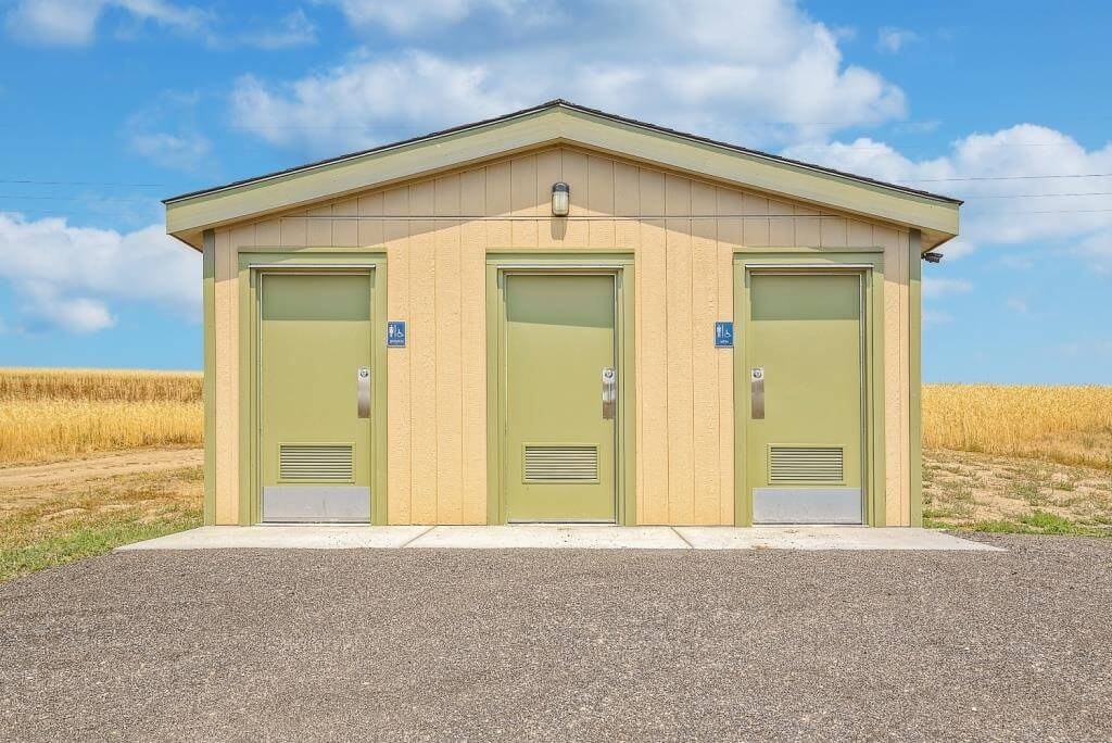 Learn To Customize The Exterior Of Your Green Flush Restroom