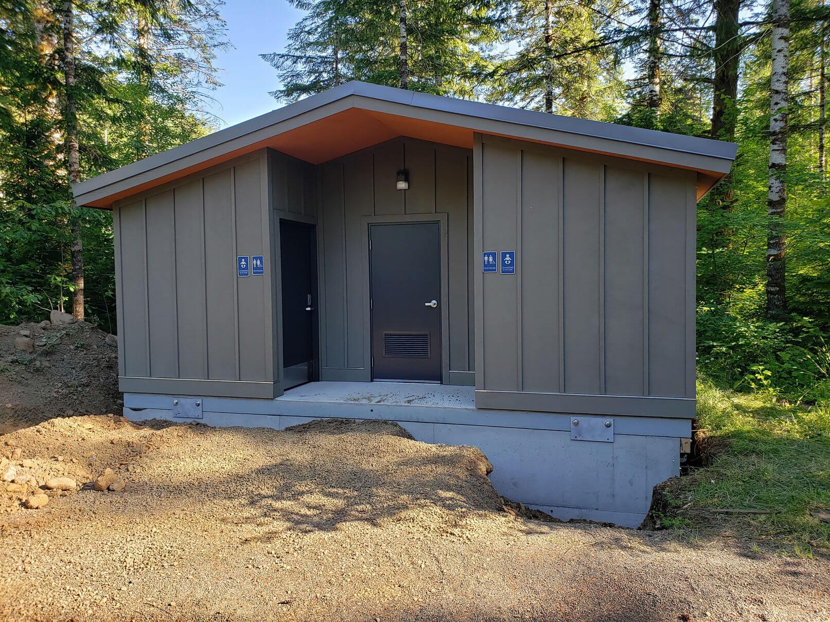 Tillamook Forestry Center, OR