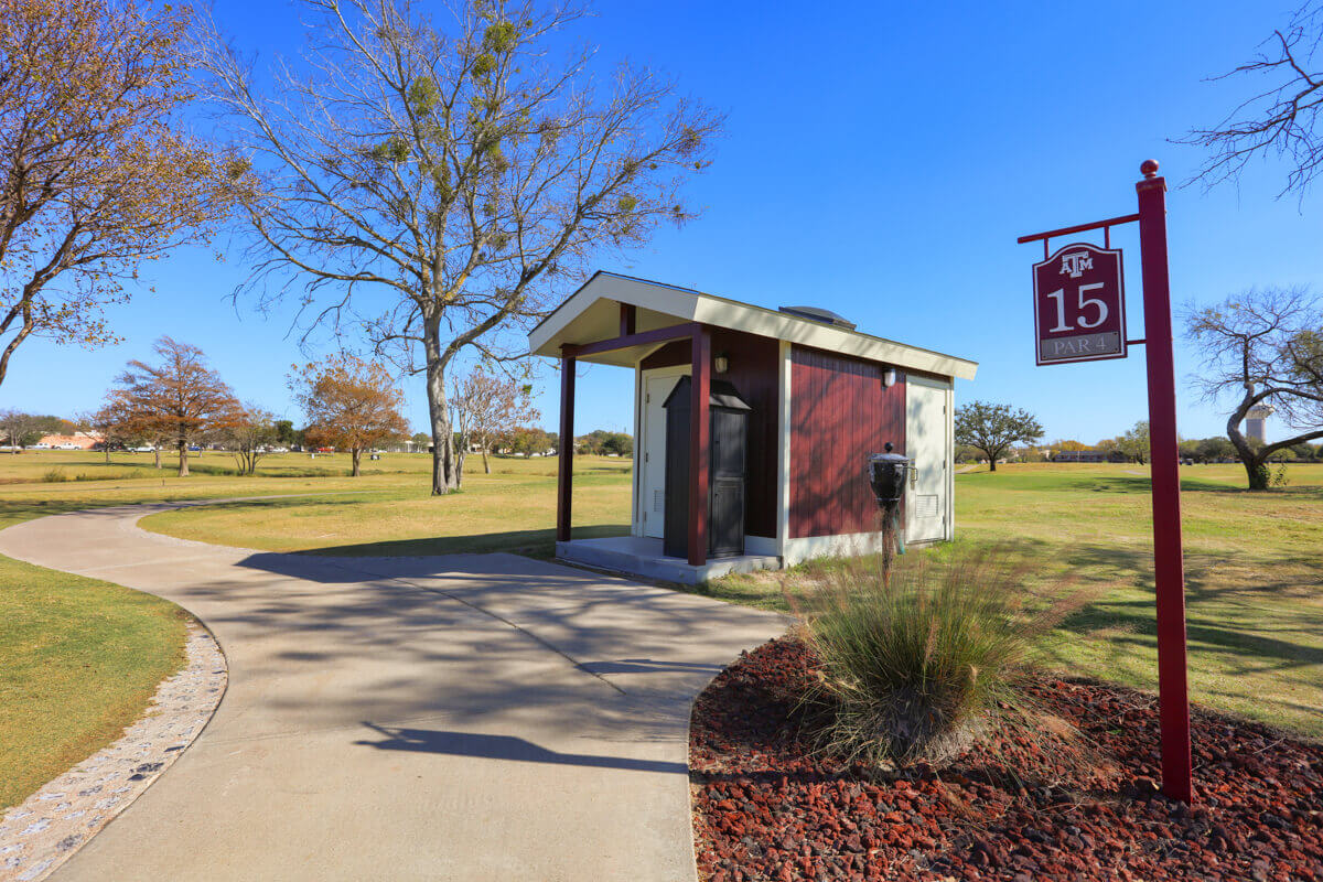 Texas A&M Campus Course