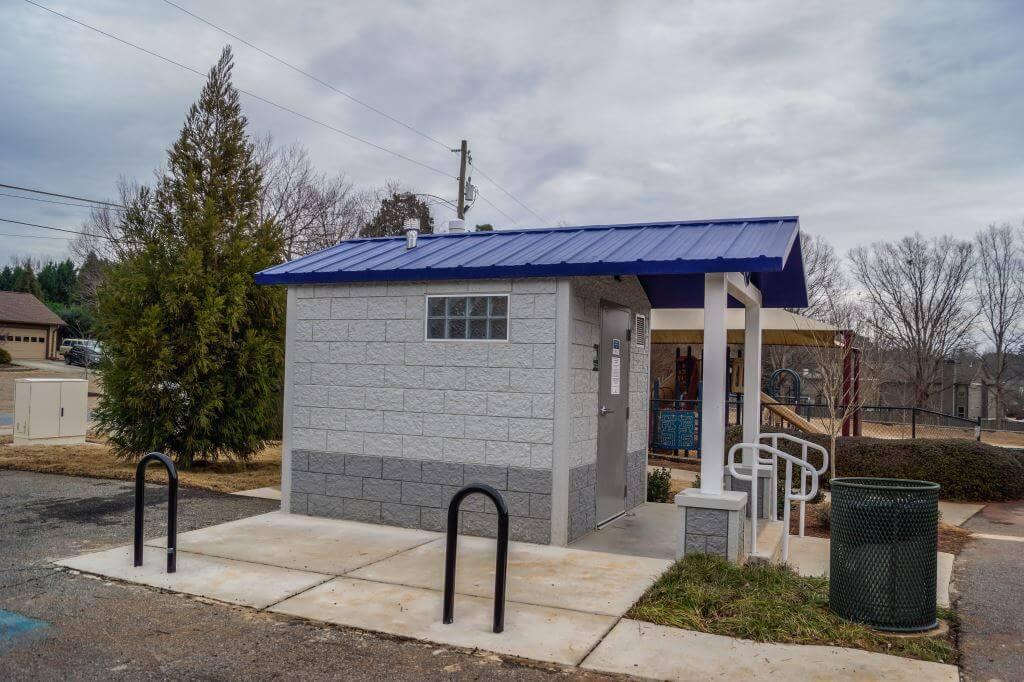 Park Restroom - Marietta Georgia