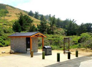 Flush Restroom in Remote Locations