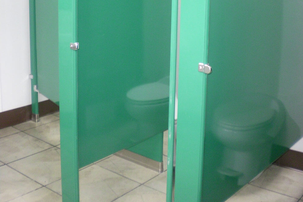 Multi-Stall on Women's Side