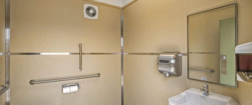 Maintaining Your Utility-free Green Flush Restroom