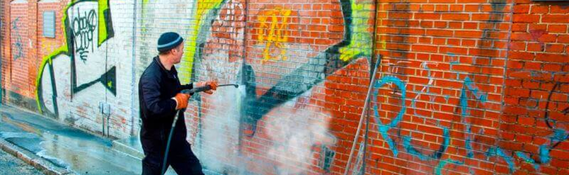 A brief beginner's guide to anti-graffiti coatings