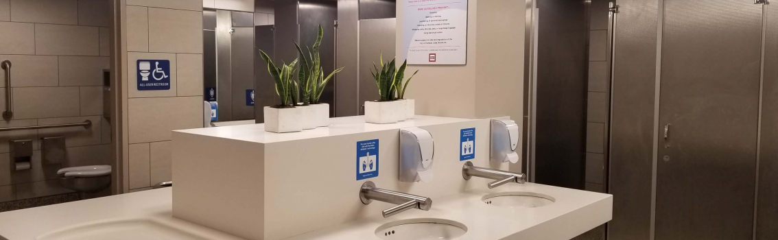 The story of Portland Courthouse Square's gender neutral restroom