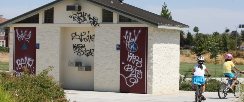 How to Keep Graffiti from Ruining Your Building