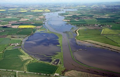 UK Flood Plain