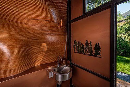 Prefabricated restrooms